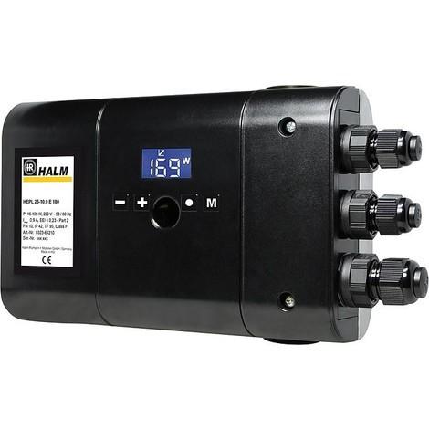 Circulateur Halm haute efficacité HEPL Optimo 25-10.0, G180 Longueur de montage 180mm, DN25
