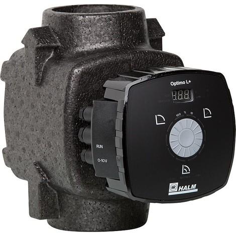 Circulateur HALM HEP Optimo L + 25-10.0 G180 Entraxe 180mm, DN25