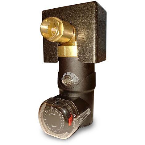 Circulateur lowara ECOCIRC-PRO pour recirculation d'eau chaude sanitaire avec minuteur programmable 15-1/65 RU
