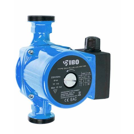 Circulateur OHI 25-40/180 PLUS pour chauffage central