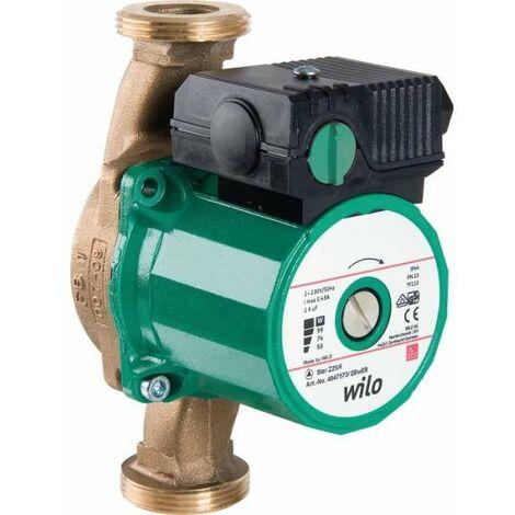 """Circulateur pour eau chaude sanitaire Star-Z 20/1- Entraxe 130 mm - Mâle / Mâle - 11/4 - Wilo"""""""