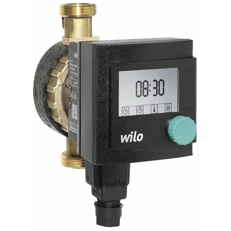 """Circulateur pour eau chaude sanitaire Star-Z NOVA T - Entraxe 138 mm - Mâle / Mâle - Filetage 1 - Wilo"""""""