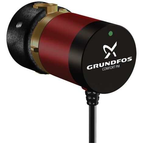 Circulateur simple eau chaude sanitaire Comfort - UP 15-14 BA PM - entraxe 80 mm - circulateur Ø Rp 1/2 - fonction Autoadapt
