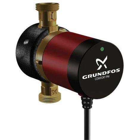 Circulateur simple eau chaude sanitaire Comfort - UP 15-14 BX PM - entraxe 80 mm - circulateur Ø G 1 1/4