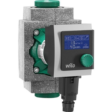 """Circulateur Wilo Stratos Pico Plus 25/1-6N, DN25(1""""), longueur:180mm, 230V/AC"""