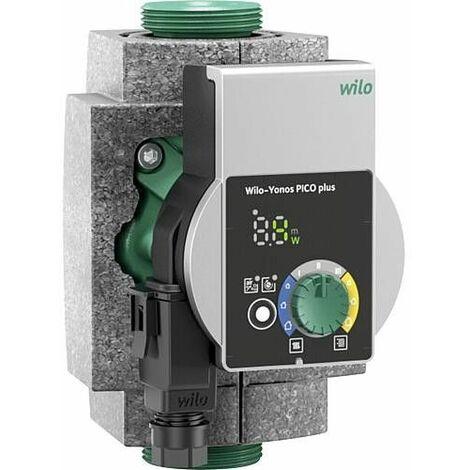 Circulateur Wilo Yonos Pico plus 15/1-4 DN15(1/2), L: 130mm, 230V/AC