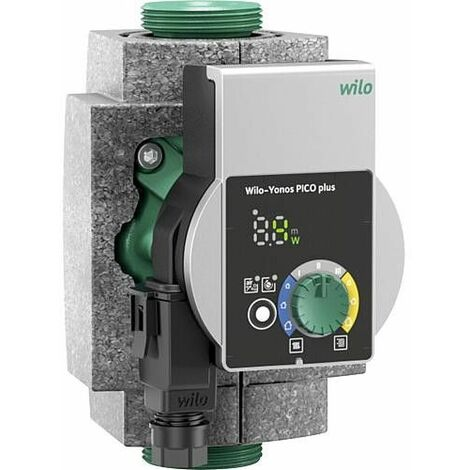 Circulateur Wilo Yonos Pico Plus 15/1-6 DN15(1/2), L:130mm, 230V/AC