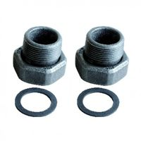 "Circulator accessories - Union fitting Set Cast Iron Spec.5/4"" - GRUNDFOS : 529924"