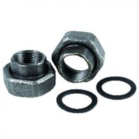 "Circulator accessories - Union fitting Set G11/2""X1"" Cast Iron - GRUNDFOS : 529922"