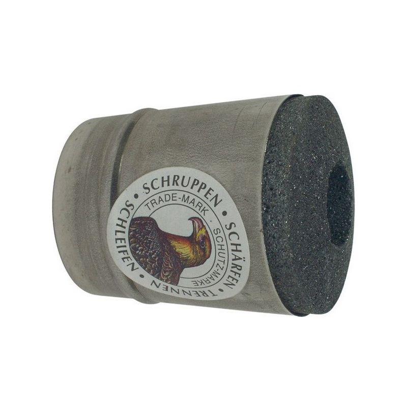 Torno de recambio para herramienta para poner las muelas Rondor, Talla : 00, para Ø de muelas hasta 200 mm, Ø de Torno para poner 35 mm