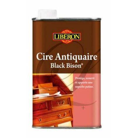 Cire antiquaire Black Bison- plusieurs modèles disponibles