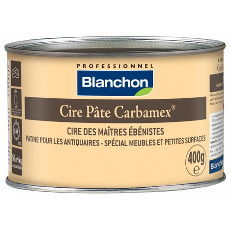 Cire en pâte Carbamex