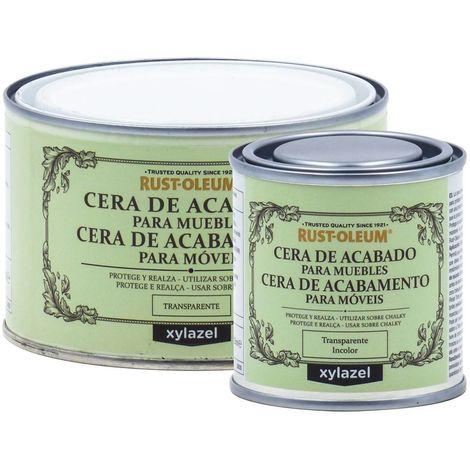 Cire Finition Effet Craie Chalk Paint Rust-Oleum Xylazel