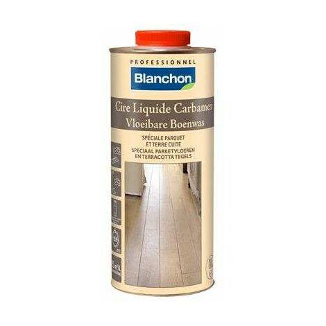 Cire liquide incolore Carbamex - 1L