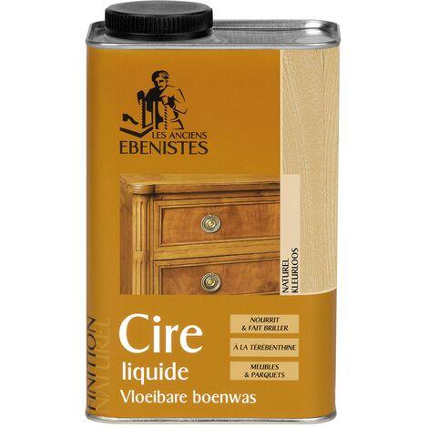 Cire liquide - Les Anciens Ebénistes