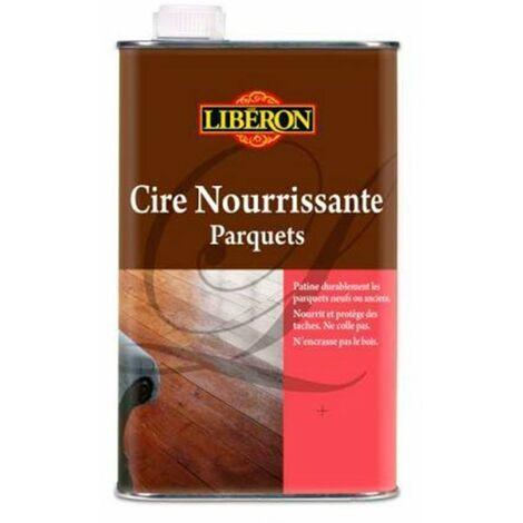 CIRE PARQUET 1L LIBERON INCOLORE (Vendu par 1)