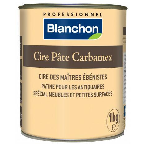 Cire pâte Carbamex® claire naturelle 1kg