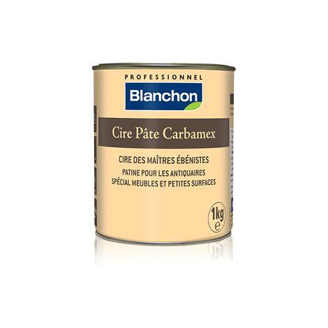 Cire pâte Carbamex colori Antic blond (400g)