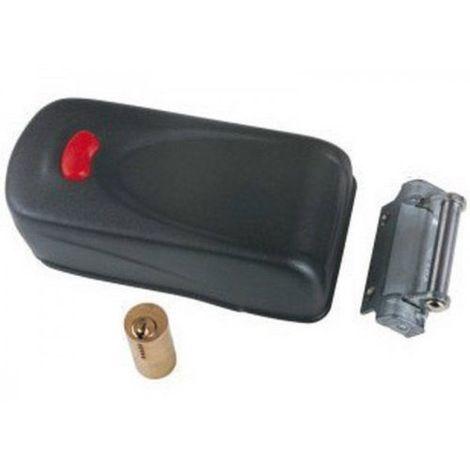 Cisa 11525-10 Serrure électronique ambidextre pour portail 1A611 50-80 mm