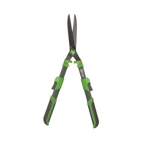 Cisaille à haies à manches télescopiques - 64 cm