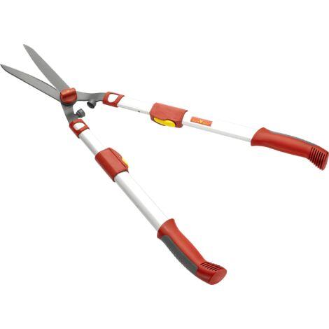 Cisaille à haies télescopique jusqu'à 95 cm