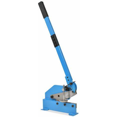 Cisaille à levier 200 mm Bleu