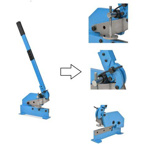 Cisaille à levier 200 mm - Cisaille à tôle