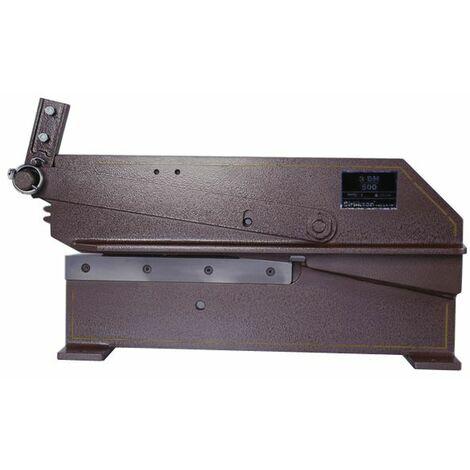 Cisaille à tôles - longues lames - 4 mm - 300 mm Birliksan BIR2BH300