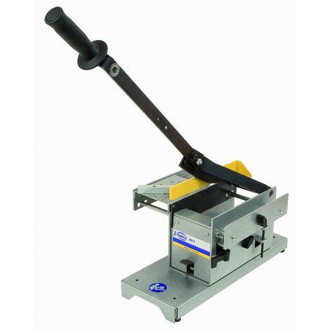 Cisaille guillotine manuelle MC3 VIRUTEX pour PVC - 5500100