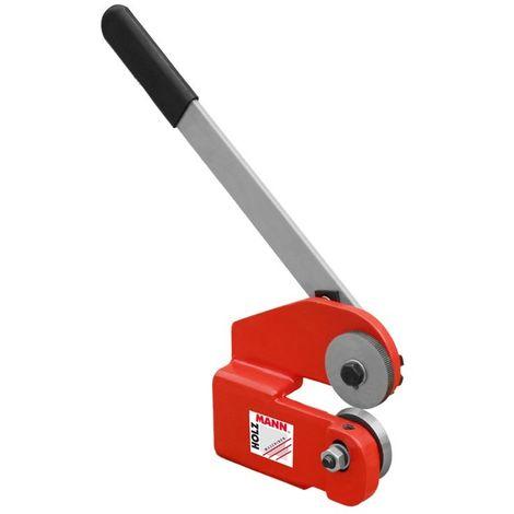 Cisaille manuelle à rouleaux Holzmann RBS15