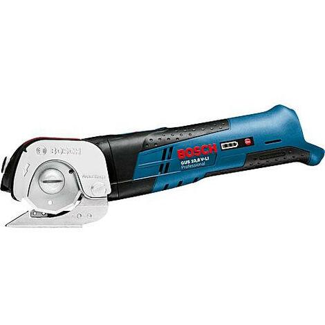 Cisaille universelle sans fil Bosch GUS 12V-300 Professional sans batteries ni chargeur