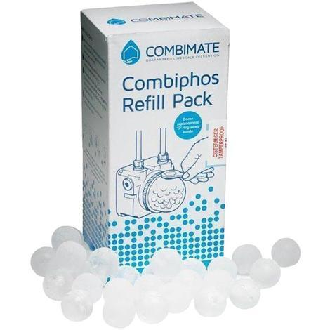 "Cistermiser Refill Combimate Siliphos Balls & Replacement ""O"" Ring (800g)"