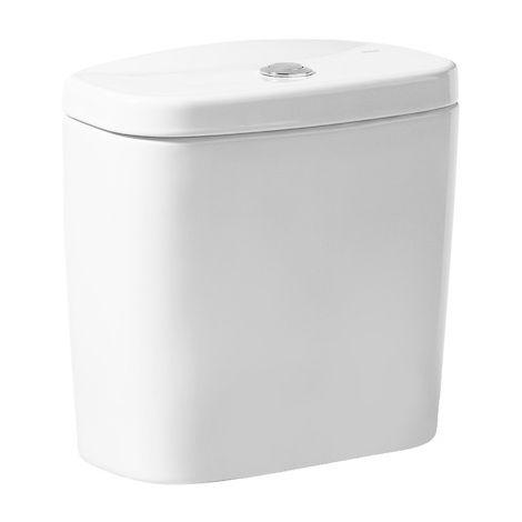 Cisterna de doble descarga de 6/3 litros Roca neo victoria | Blanco