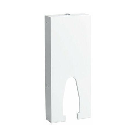 Cisterna Laufen Kartell 828660, 2 descargas, conexión de agua en la parte superior izquierda o derecha, color: Blanco - H8286600008821