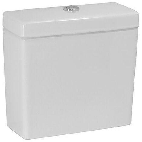 Cisterna Laufen PRO, 2 salidas de agua 826951, 6 L, conexión de agua trasera, blanco, color: Blanco con LCC - H8269514008711