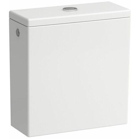 Cisterna VAL en marcha, doble descarga, conexión de agua en el lado izquierdo o derecho - H8292820008721