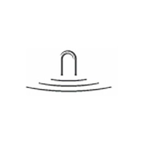 Cisterna Villeroy & Boch Venticello 570711, con botón económico DualFush, color: Cerámica Blanca - 570711R1