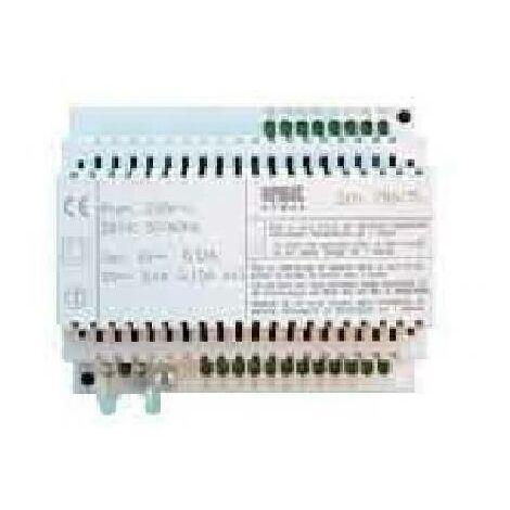 Cito-phone power supplyer 6 modules 4+n 28va 230v 786/15