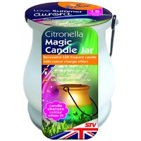 Citronella LED Candle STV428 Mosquitoes