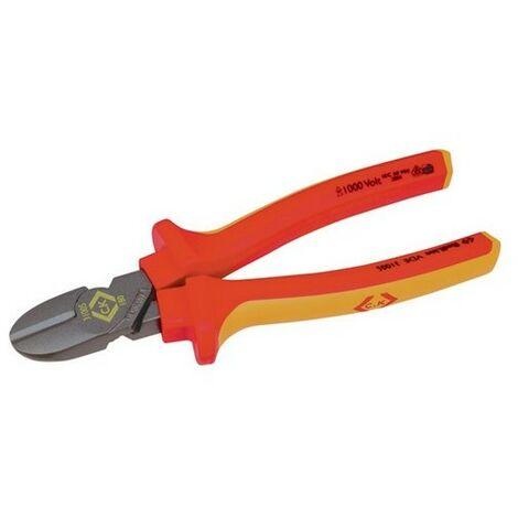 CK 431005 RedLine VDE Side Cutter Pliers 180mm