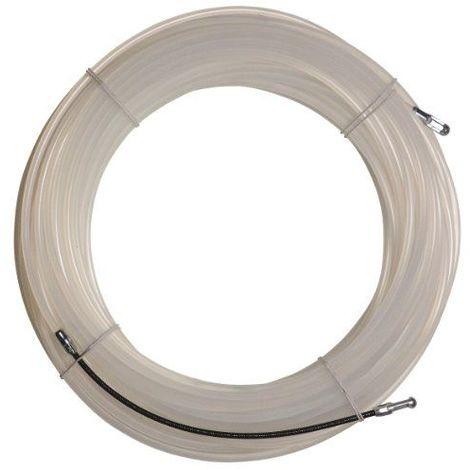 C.K 495007 Tire-Fils Nylon 30 mètres Ø 4mm Extrémités Fixe