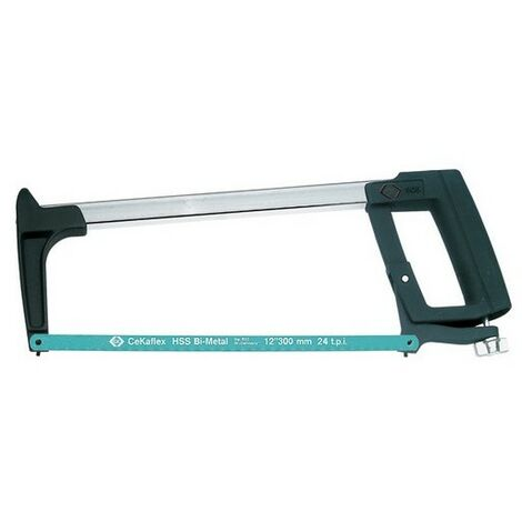 """CK T0905 Heavy Duty Hacksaw 12"""" With Blade"""