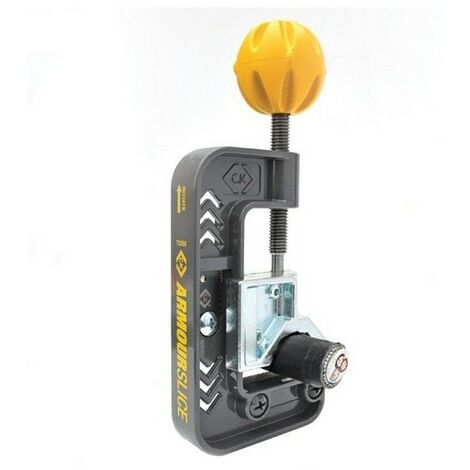 CK T2250 ArmourSlice SWA Cable Stripper 12 - 36mm With 5 Spare Blades