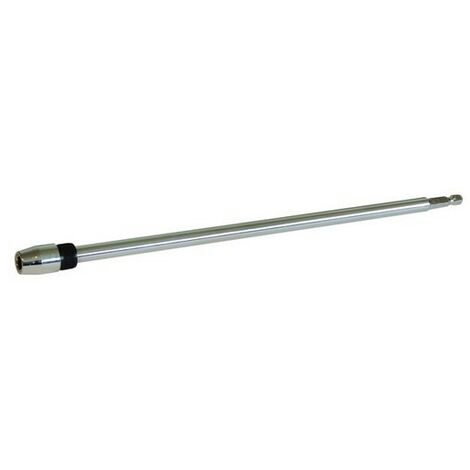 """CK T2940-2 Flat And Screw Bit Holder Extension 300mm - 1/4"""" Hex Quick Release"""