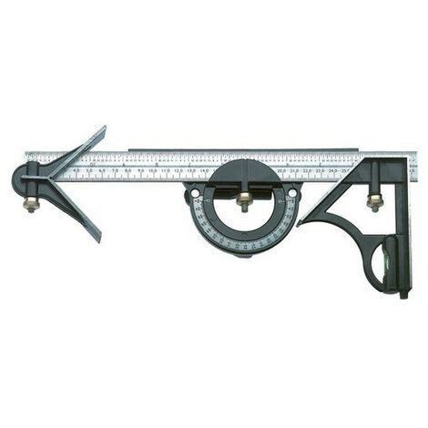 CK T3579 Combination Square 3 in 1 Multi Function 300mm