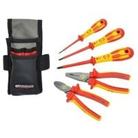 CK T5951 Electricians Core Tool Kit With Magma Pouch 6 Piece