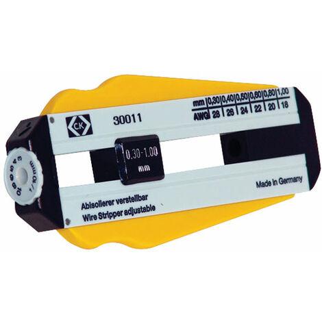 CK Tools 330011 Wire Stripper Size 3 Range 0.30-1.00mm