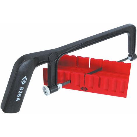 C.K Tools Mini Metallsäge, 150 mm mit Gehrungslade