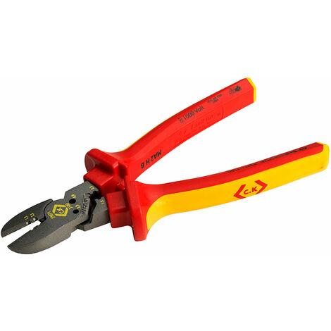 CK Tools T39071-3180 RedLine CombiCutter3 Max 180mm