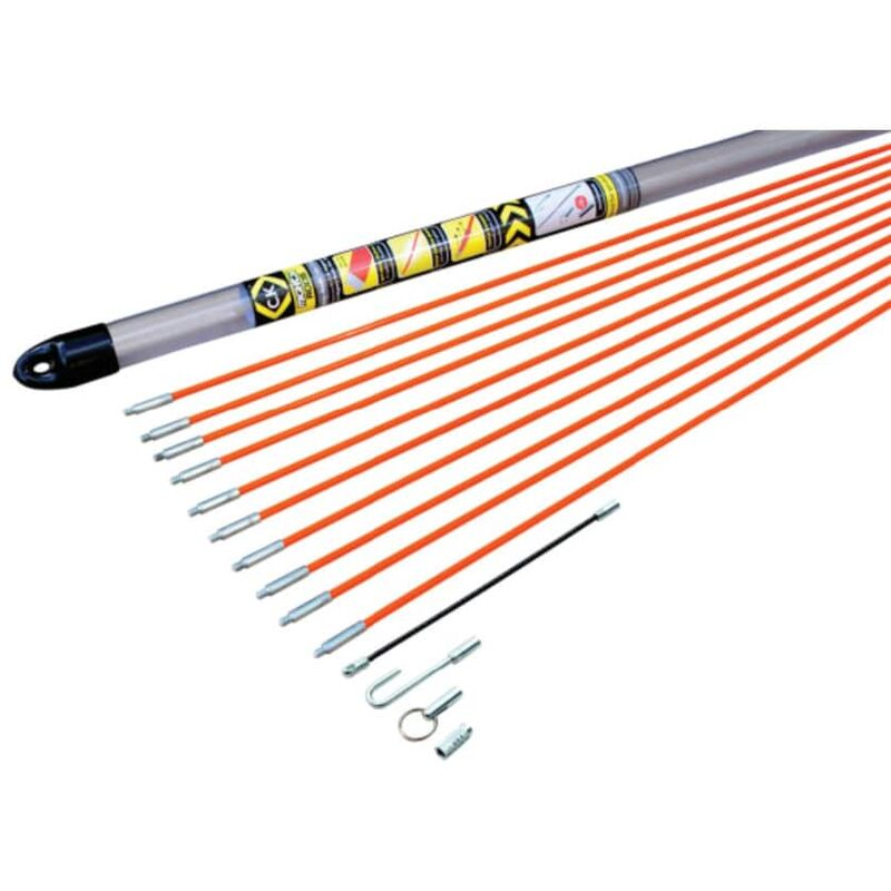 Image of T5410 MightyRod Cable Rod Set 10M - CK